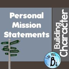 THOUGHTS ON WRITING A PERSONAL STATEMENT FOR GRADUATE SCHOOL